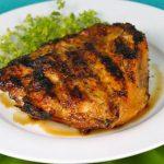 Brown Sugar Grilled Chicken Breasts
