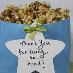 Salted Toffee (Microwave!!!) Caramel Corn – In Honor of Virgie