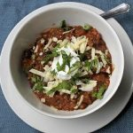 Steak Chili