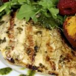 Tequila Citrus Grilled Chicken
