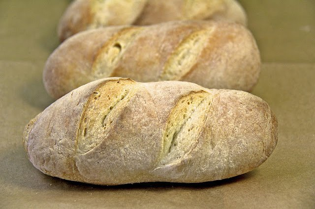 Artisan Baguettes ……………..in Five Minutes!?!