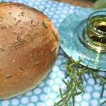 Olive Oil and Rosemary Artisan Bread