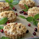 Apple-Cranberry Kuchettes
