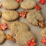 Ginger-Studded Brown Sugar Shortbread