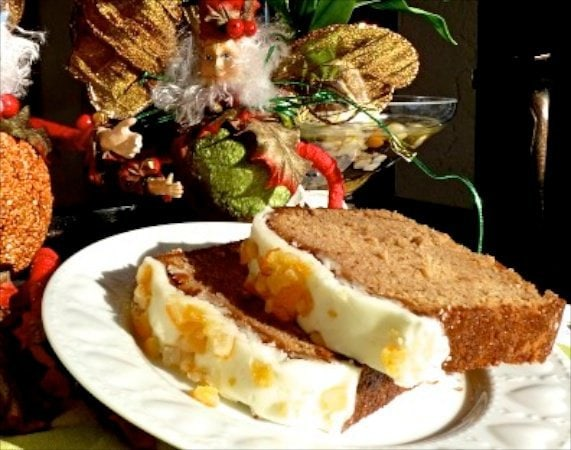 Starbucks Gingerbread Loaf - make it at home. It tastes just like the real deal but better because you know exactly what's in it!