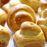 Herbed Potato Rolls - these rolls are light, yet moist and loaded with delicious, flavorful fresh herbs.