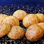 Buttery Brioche Sandwich Rolls – the Five Minute Way!