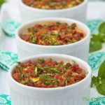 Crustless Quiches w/ Sweet Corn, Fresh Basil and Applewood-Smoked Bacon