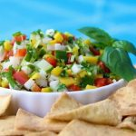 Mango, Jicama & Cucumber Salsa/Relish/Salad