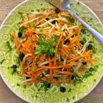 Annie's Carrot & Fennel Salad w/ Fresh Lemon Vinaigrette