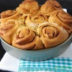 Macadamia & Hazelnut Sticky Buns – the Five Minute Way!