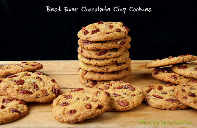 Best Ever Chocolate Chip Cookies with Sea-Salted, Slow-Roasted Pecans