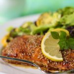 Super Simple, Dinner on the Run! Brown Sugar-Seared Salmon