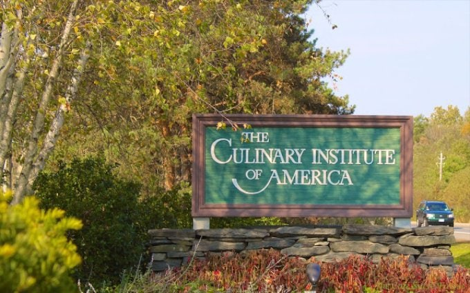 Culinary Institute of America, Hyde Park, NY