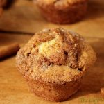 SnickerDoodle Muffins with …….. DoodleSnicker Butter!