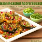 Asian Roasted Acorn Squash