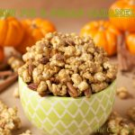 Pumpkin Pie Spiced Caramel Corn