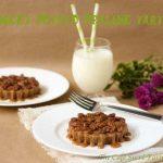 Sweet Potato Praline Tarts