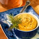 Rosemary-Roasted Carrot, Garlic and White Bean Dip