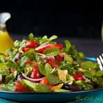 Fattoush Salad – A Middle Eastern Culinary Delight!