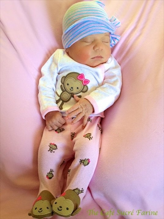 Emery Kate - our latest newborn!
