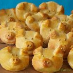 French Piggy (Croissants) Rolls …………… for a British Herd!