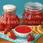 Ruby Red Grapefruit & Strawberry Marmalade