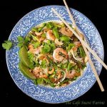 Thai Shrimp and Asparagus Fried Rice