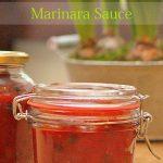 Best Ever Marinara Sauce