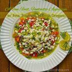 Feta and Tomato Appetizer