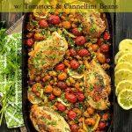 Mediterranean Roasted Chicken Breasts