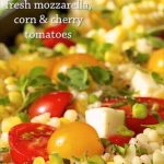 Israeli Couscous and Orzo Salad - The most delicious pasta salad ever with sweet cherry tomatoes, fresh mozzarella and lots of wonderful fresh herbs. Everyone loves this one!