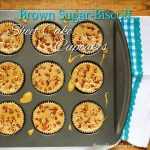 Brown Sugar-Biscoff Sheet Cake Cupcakes