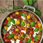 Easy Italian Chicken Caprese