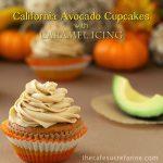 CaliforniaAvocadoCupcakes