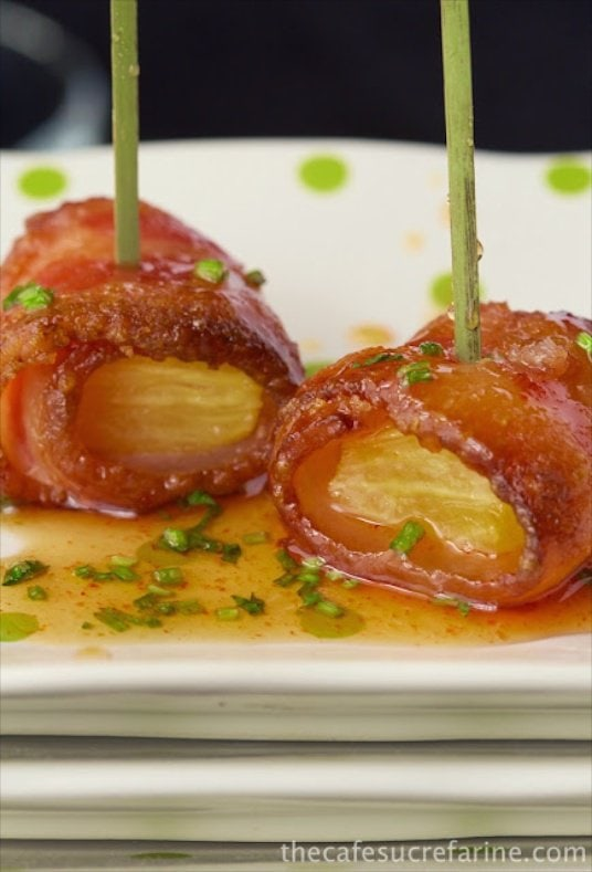 corn bacon wrapped potatoes bacon wrapped new potatoes bacon wrapped ...