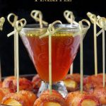 Candied Bacon-Wrapped Pineapple