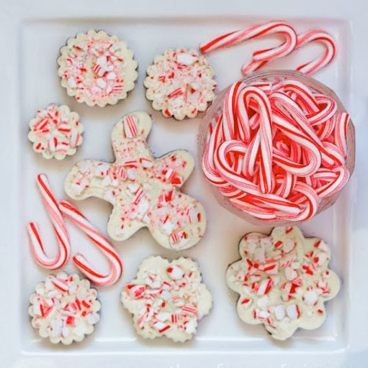 Who doesn't love Peppermint Bark? This delicious, fun version will thrill kids and adults alike!