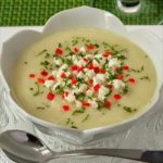Winter White Velvet Soup