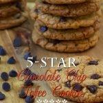 5-StarChocolateChipCookies