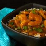 Shrimp and Sweet Potato Coconut Curry