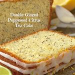 Poppyseed Citrus Tea Cake