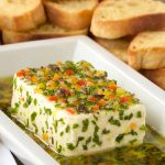 Fresh Herb Marinated Feta