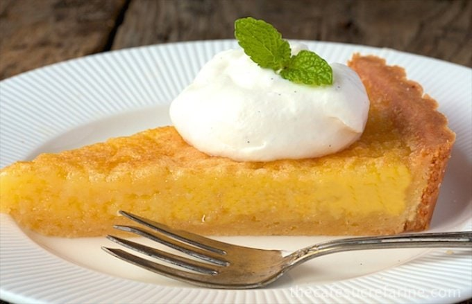 "Lemon Chess Tart - Amazing ""Old-Fashioned"" flavor. This updated version of a wonderful ""generational"" family recipe is simply delicious."