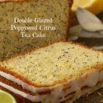 Poppyseed Citrus Tea Cake