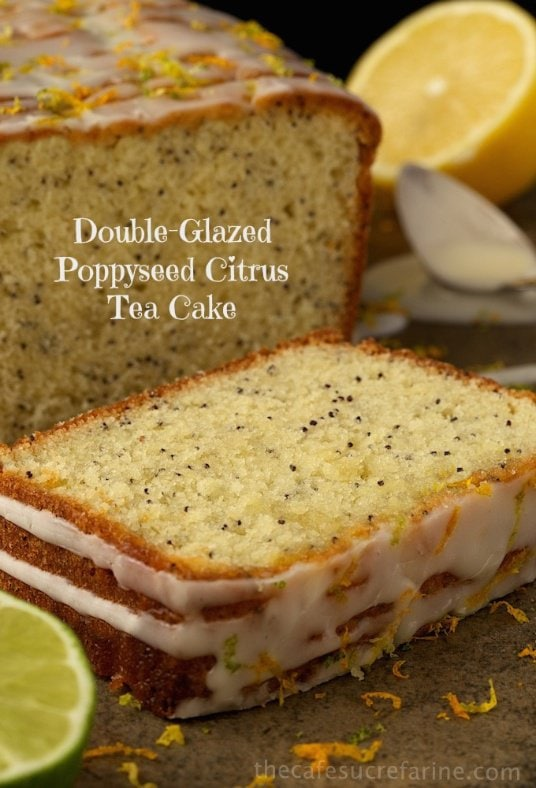 Citrus Poppyseed Cake Recipe — Dishmaps
