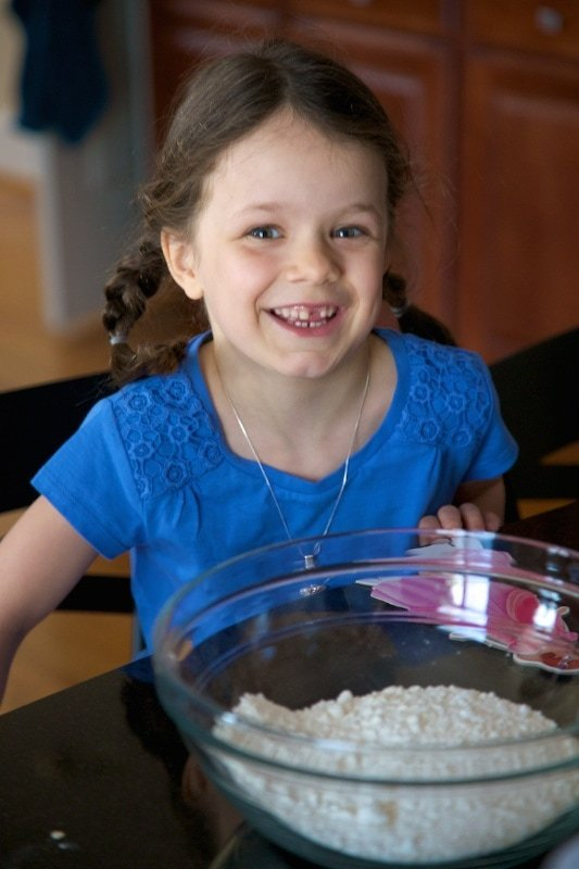Cooking with Kids, tips and ideas.