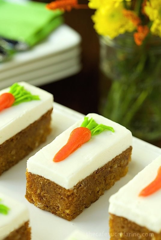 Super-Easy, Crazy-Good Carrot Cake  4