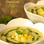 Fresh Corn Bisque