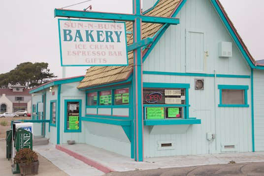 California Coast Road Trip - Part 2 - Pismo Beach Bakery